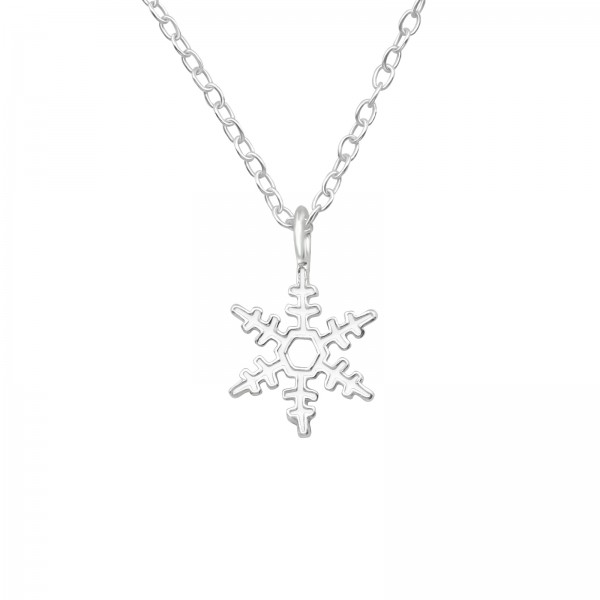Plain Necklace FORZ25-TOP-JB11337-E/40033