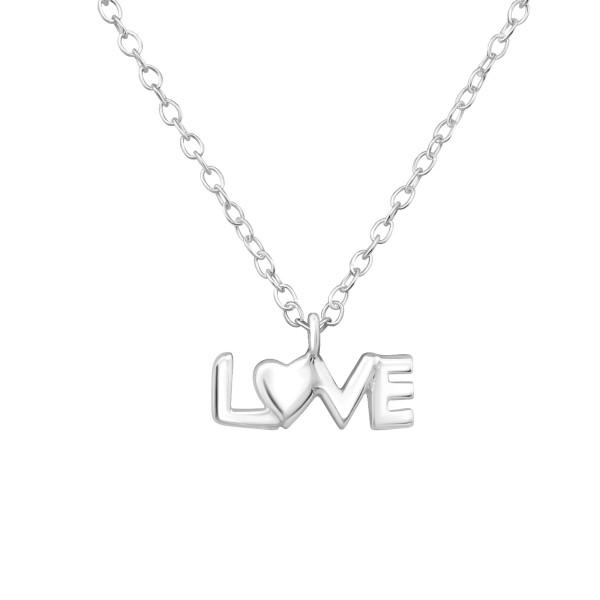 Plain Necklace FORZ25-TOP-JB6541/35112