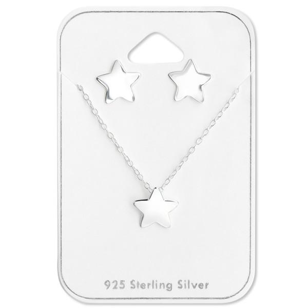 Set & Jewelry on Card CCST-22-FLAT/FORZ25-BH-CCST22 FLAT/28930