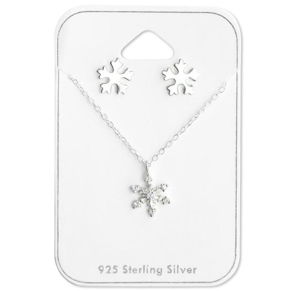 Set & Jewelry on Card ES-APS1901 FLAT/FORZ25-TOP-JB11124/28935