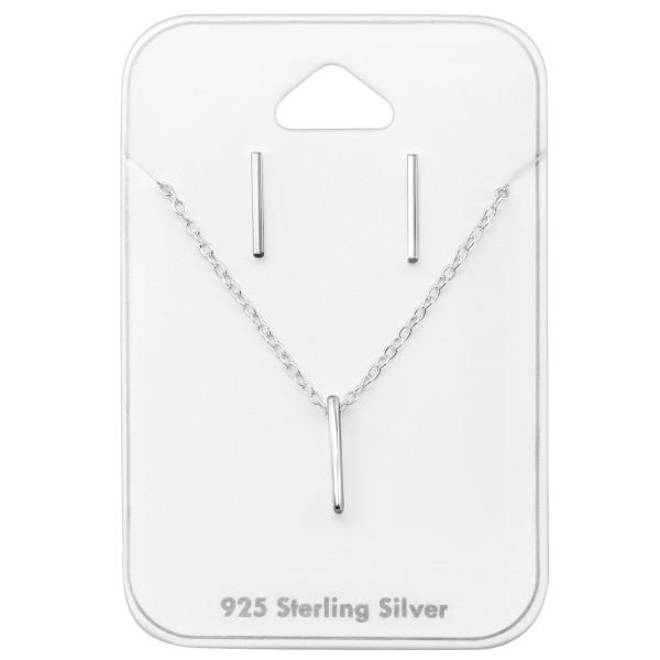 Set & Jewelry on Card ES-APS2334/FORZ25-PART-JB8190/33944