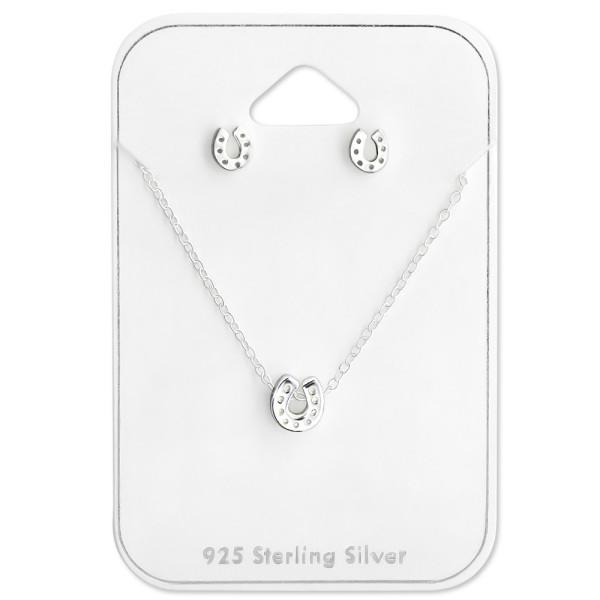 Set & Jewelry on Card ES-JB6070/FORZ25-BD-JB6365/28925