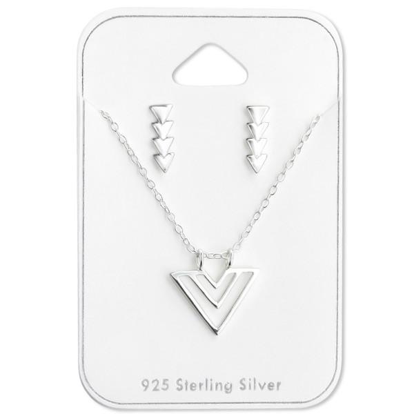 Set & Jewelry on Card ES-JB7384/FORZ25-TOP-JB8179/28952