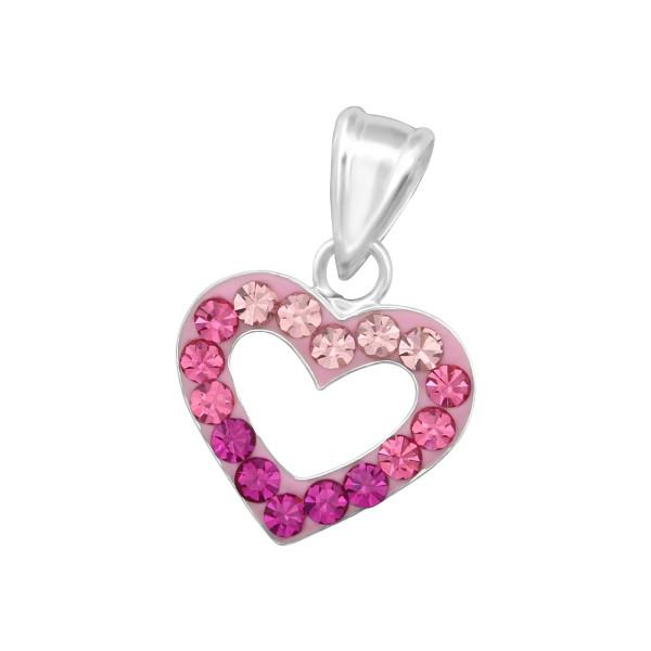 Jeweled Pendant PD-CCAPS1080 LT.RO/RO/FUS/34992