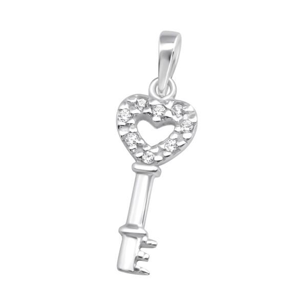 Jeweled Pendant PD-JB10082/37100