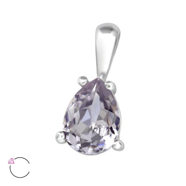 Jeweled Pendant PD-JB10634 SWR/35608