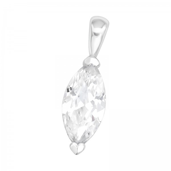 Jeweled Pendant PD-JB13225/40996