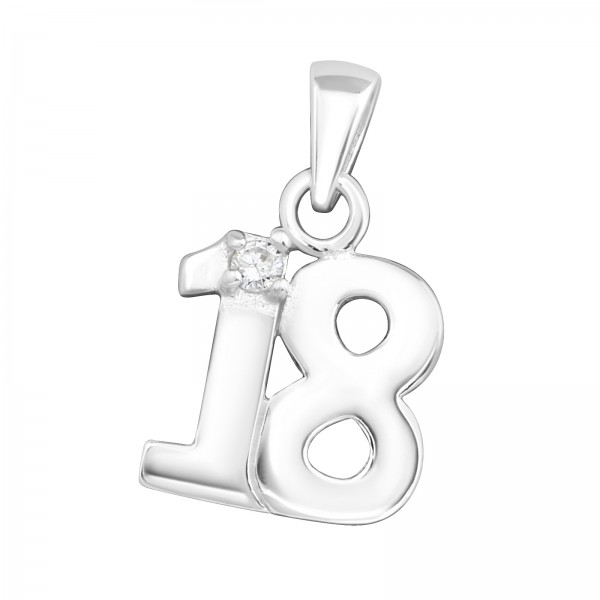 Jeweled Pendant PD-JB1895/3495