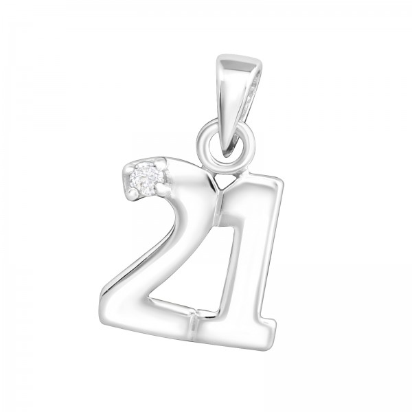 Jeweled Pendant PD-JB1896/3203