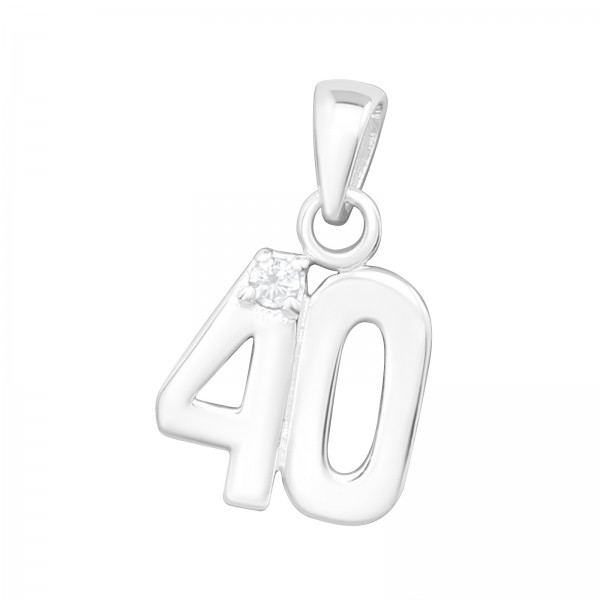 Jeweled Pendant PD-JB1898/3746