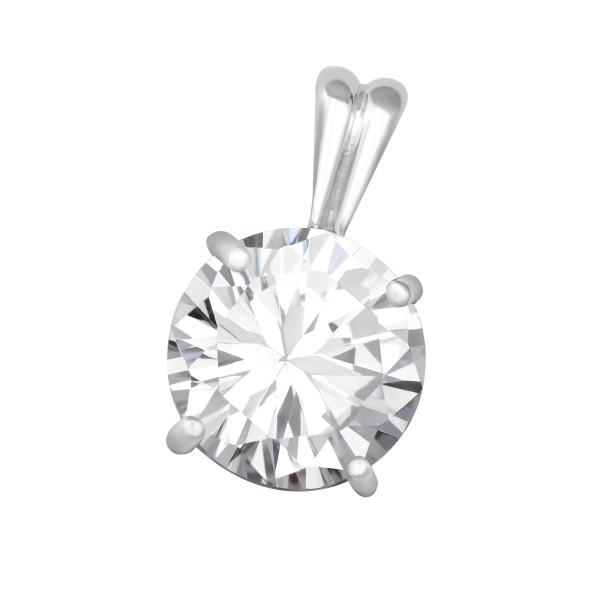 Jeweled Pendant PD-JB4373/36319