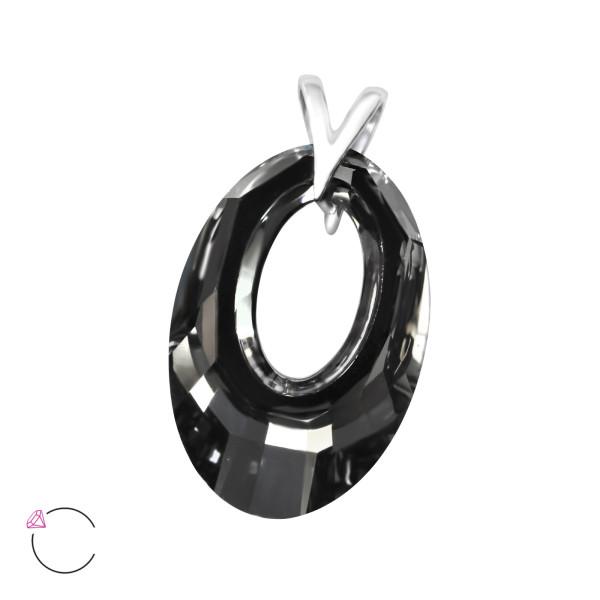Jeweled Pendant PD-JB7035-BD6040-20 SWR/35198