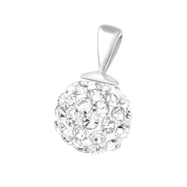 Jeweled Pendant PD-JB7879-FB8/37624