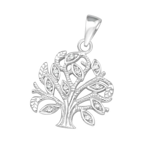 Jeweled Pendant PD-JB8954/36863