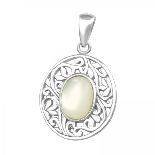 Plain Pendant PD-JB8945-SHELL/36738