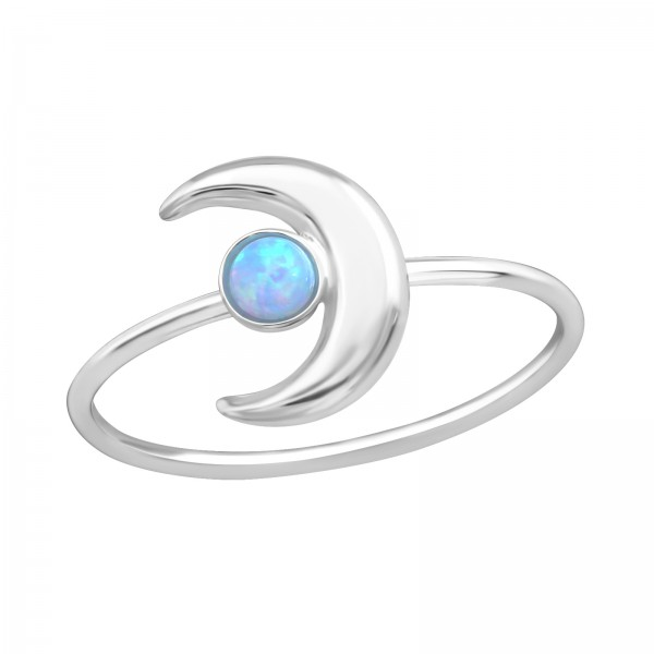 Jeweled Ring RG-APS2141-APS2937-APS3030 AZURE/37178