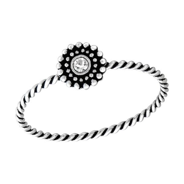 Jeweled Ring RG-APS2493-APS2711 OX/37231