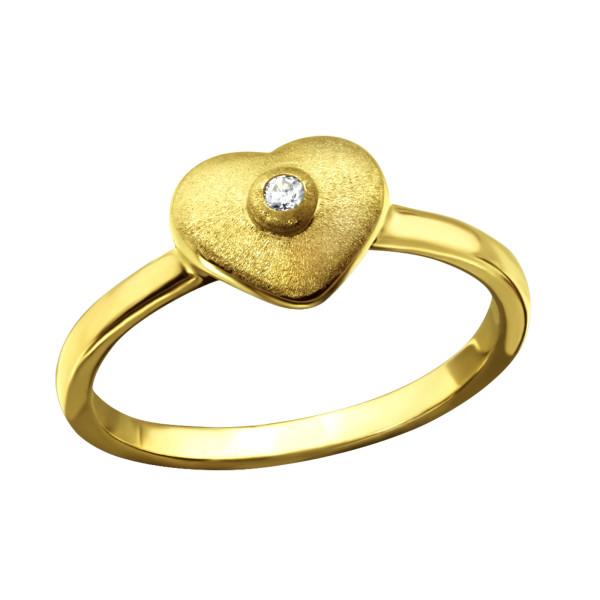 Jeweled Ring RG-C003L GP/22856