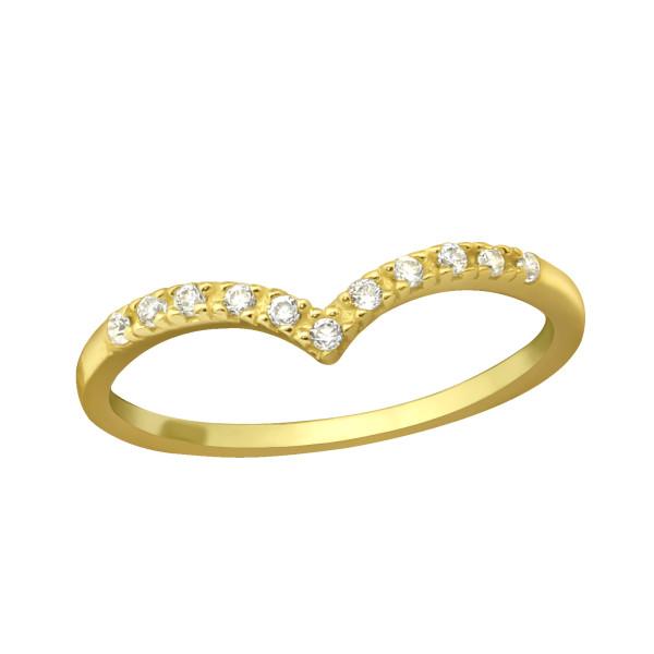 Jeweled Ring RG-JB10280 GP/39510