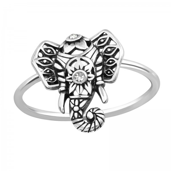 Jeweled Ring RG-JB10451 OX/33920