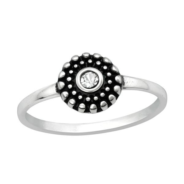 Jeweled Ring RG-JB10913 OX/40748