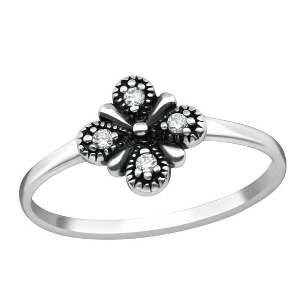 Jeweled Ring RG-JB10914 OX/38589