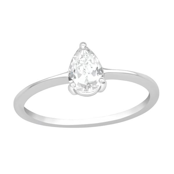 Jeweled Ring RG-JB11104 CRY/40933