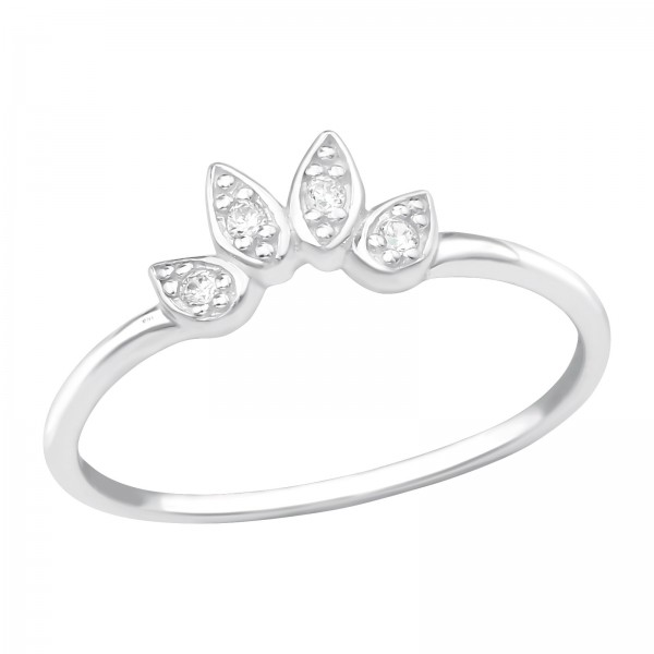 Jeweled Ring RG-JB11113 CRY/39222