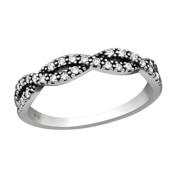Jeweled Ring RG-JB11151 OX/36866