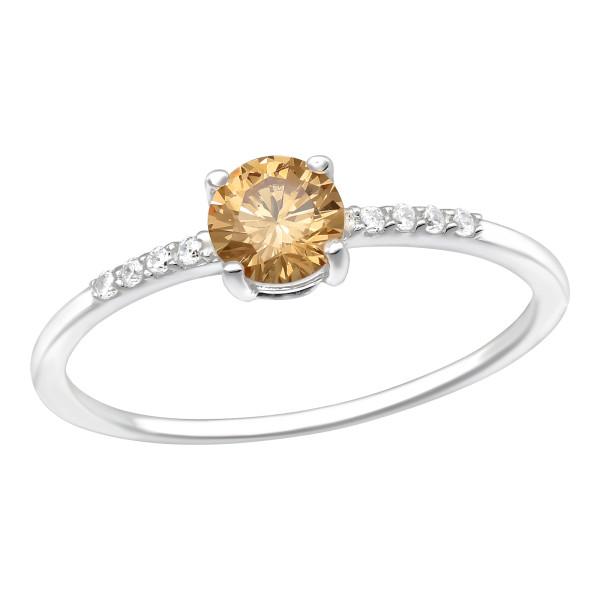 Jeweled Ring RG-JB12112 CHA/CRY/40184