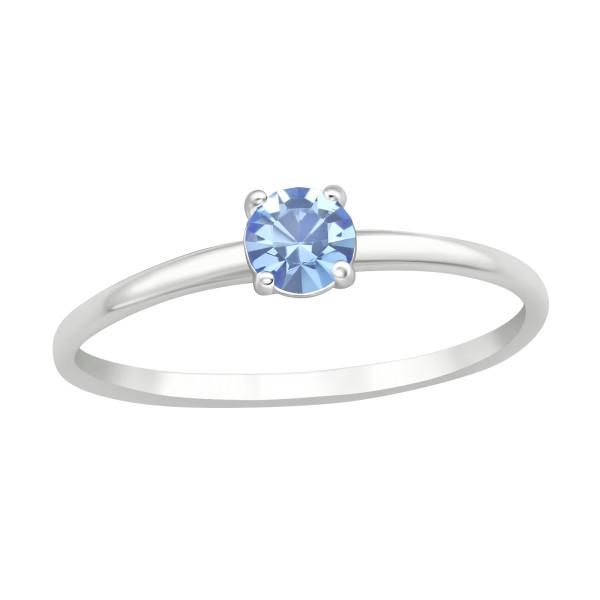 Jeweled Ring RG-JB12351 LT.SAP/40931