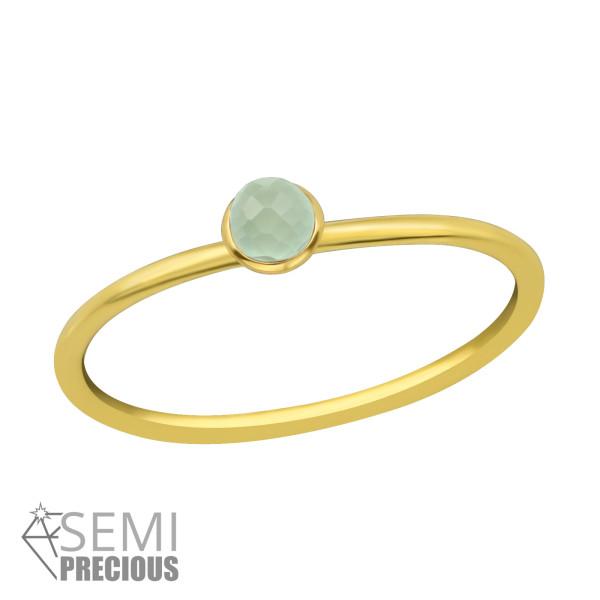 Jeweled Ring RG-JB12370-S GP CAQ/39197