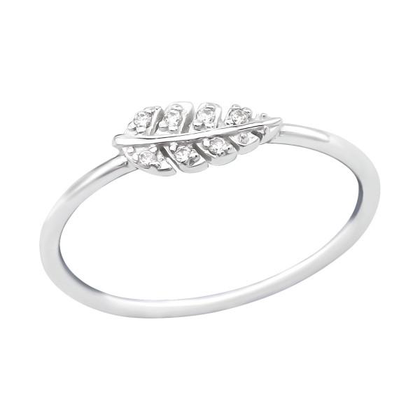 Jeweled Ring RG-JB12627 CRY/39254