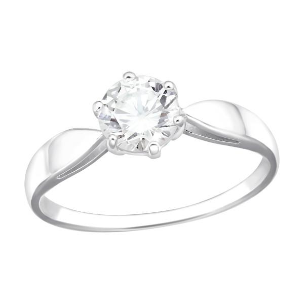 Jeweled Ring RG-JB13074 CRY/41052