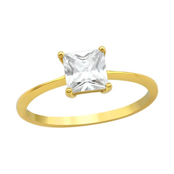 Jeweled Ring RG-JB13219 GP/40750