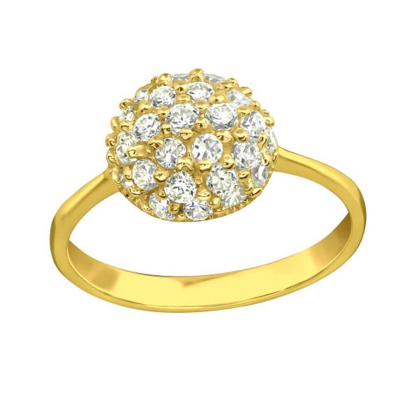 Jeweled Ring RG-JB5263 GP/21689
