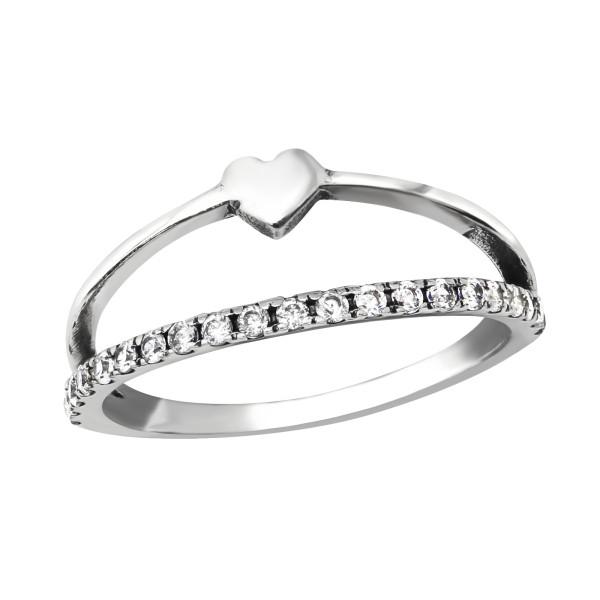 Jeweled Ring RG-JB7366 OX/28178