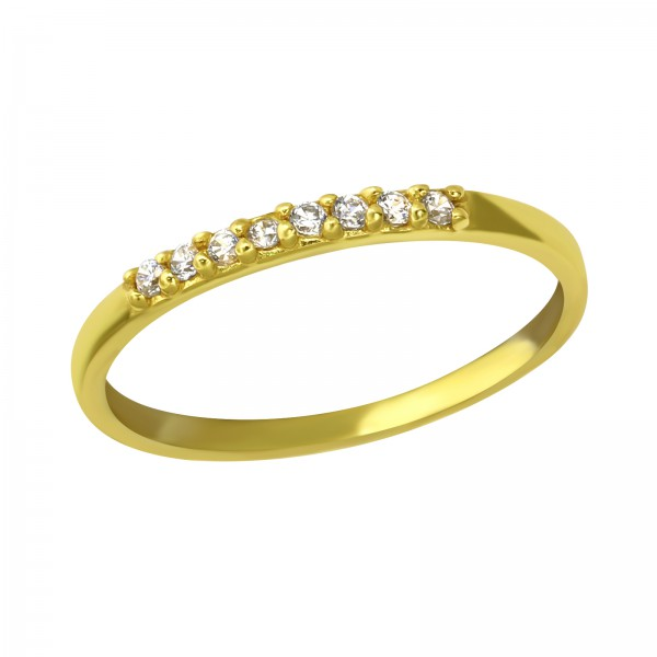 Jeweled Ring RG-JB7443 GP/37502