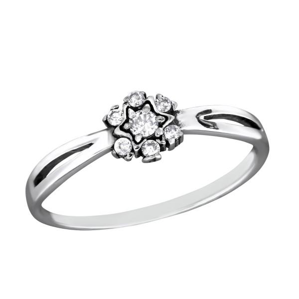 Jeweled Ring RG-JB7635 OX/28616