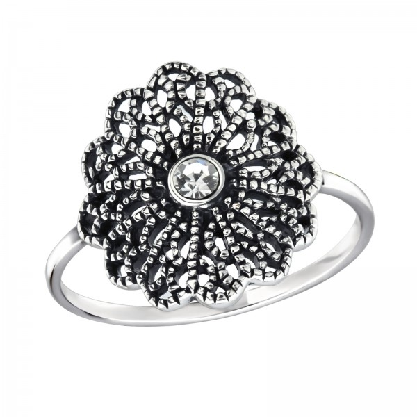 Jeweled Ring RG-JB7787 OX/30993