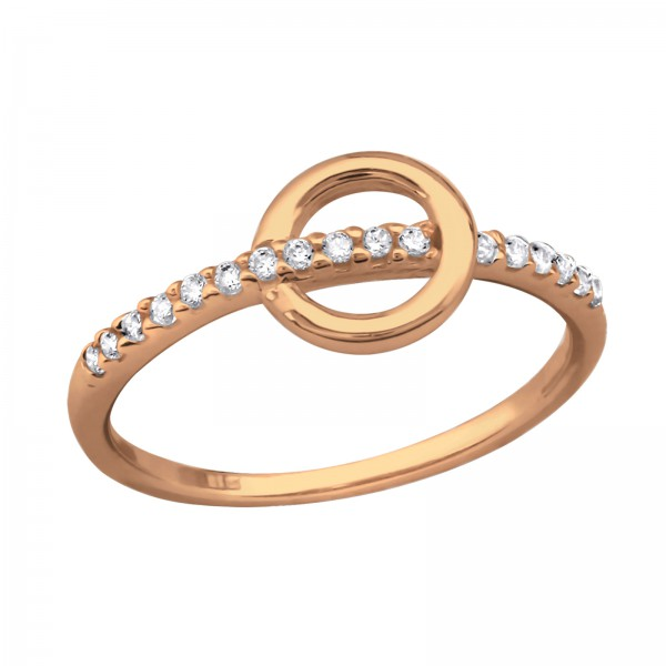 Jeweled Ring RG-JB8527 RGP/37103