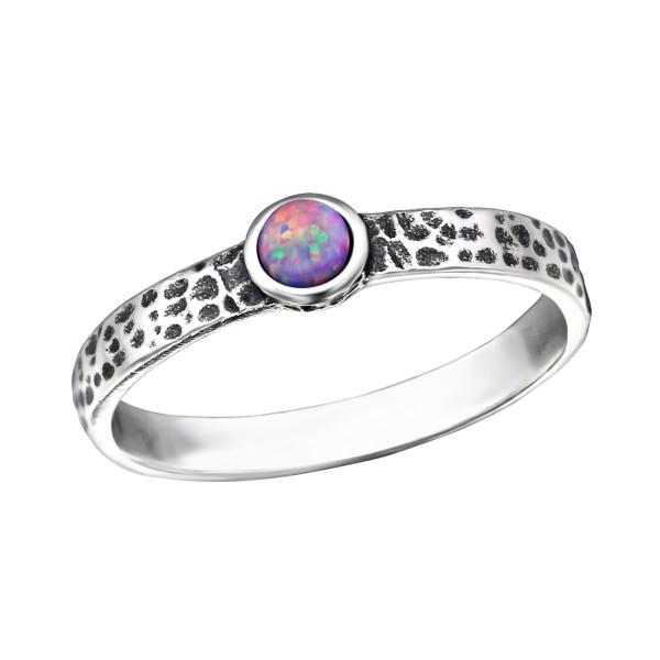 Jeweled Ring RG-JB8578-OX MULTI LAV/31787