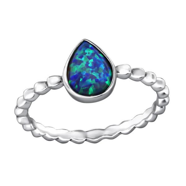 Jeweled Ring RG-JB8590-OX PEACOCK/34654