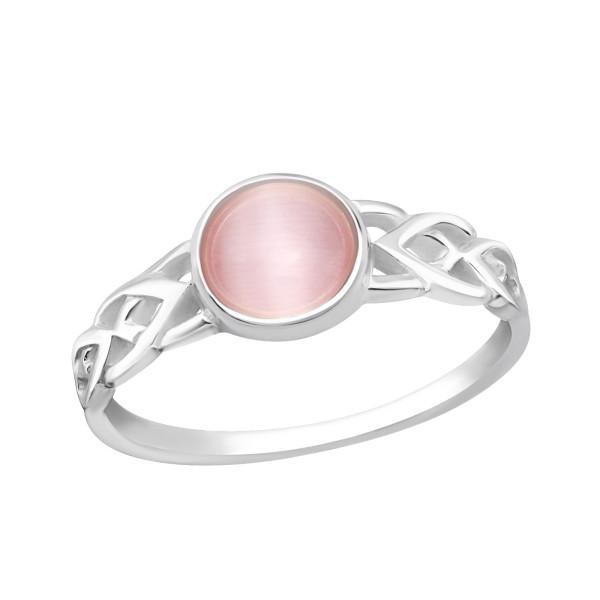 Jeweled Ring RG-JB8591-CE LT.PK/36876