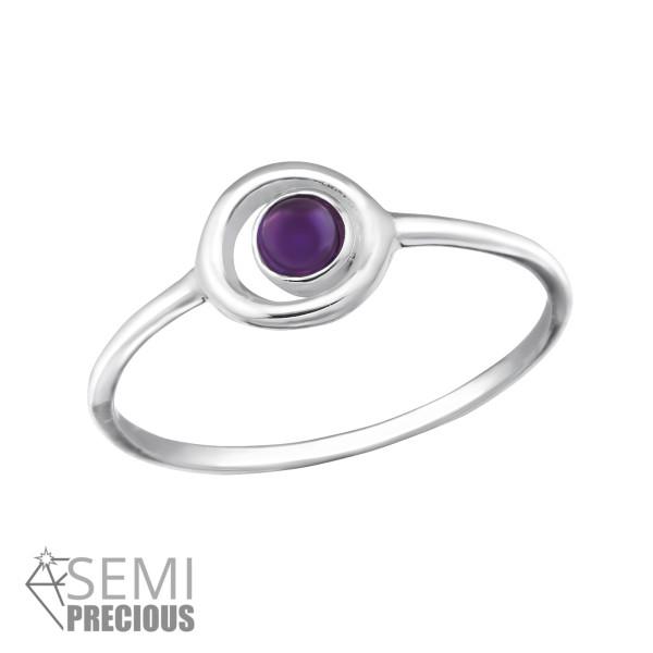 Jeweled Ring RG-JB8596-S AM/37504