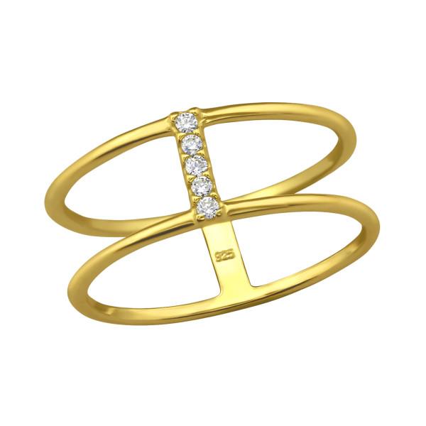 Jeweled Ring RG-JB8657 GP/30996