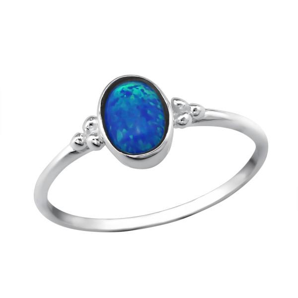 Jeweled Ring RG-JB8845 PACIFIC BLUE/30546
