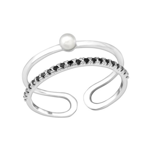 Jeweled Ring RG-JB9046 BK.SPN/31556