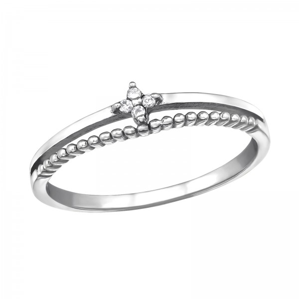 Jeweled Ring RG-JB9048 OX/30857