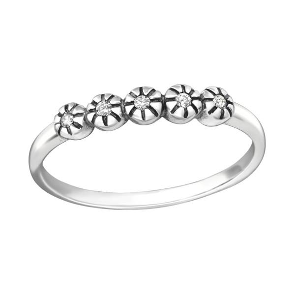 Jeweled Ring RG-JB9362-OX CRY/35605